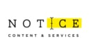 Notice Content and Services